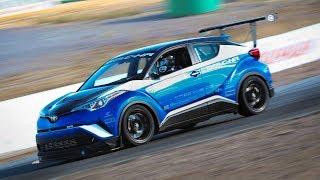 GT-Rより速い!600馬力にパワーアップしたC-HRが誕生!