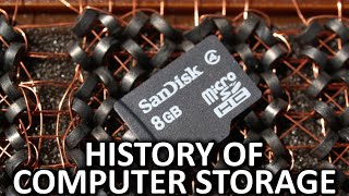 Download The History of Computer Storage