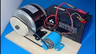 Download Free energy generator 2019 , How to make free energy from DC motor , wow amazing idea 2019 Video