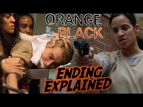 Orange Is The New Black Season 4 - Ending Explained Breakdown Review