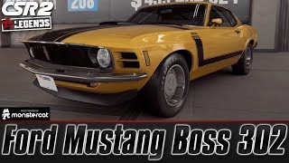 CSR Racing 2   Legends   Upgrade and Tune   Ford Mustang