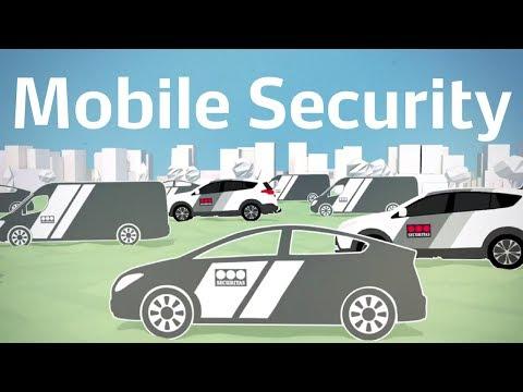 Securitas UK- Mobile Security