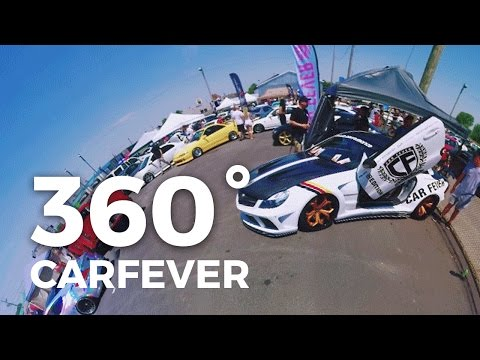 CARFEVER 360 Experience Drags + Races