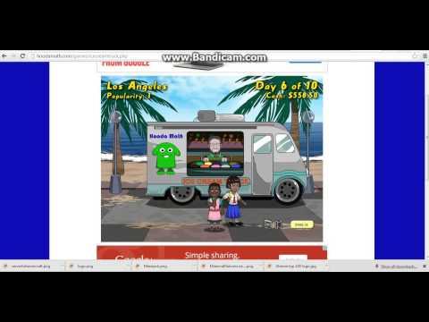 Lets play - Ice cream truck #1 [New york - Sydney]