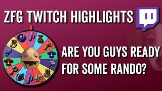 Shadow Temple Is Too Hard (OoT Randomizer) - ZFG Twitch
