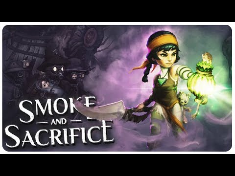 Smoke and Sacrifice - Survival Fantasy meets Don't Starve - Smoke & Sacrifice Gameplay (Switch)