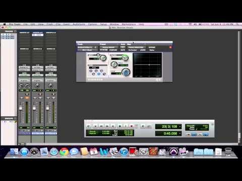 Pro Tools 101: Remove Vocals
