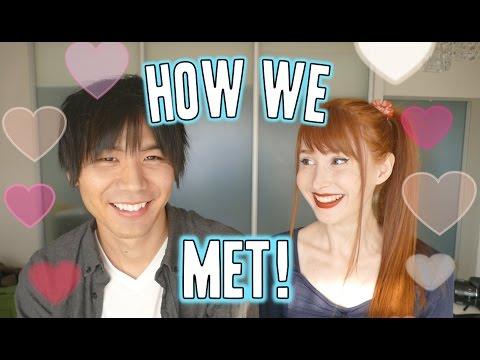 How we met!