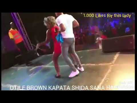 Xxx Mp4 OTILE BROWN NUSURA KUTOMBA DADA LIVE ON STAGE 3gp Sex