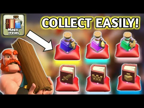 TIPS TO GET MAGICAL ITEMS FROM CLAN GAMES 😇 | DETAIL INFORMATION ABOUT CLAN GAMES | MUST WATCH 🛡