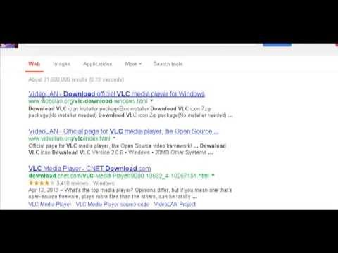 Search Tricks and Tips , search for any free program on Google