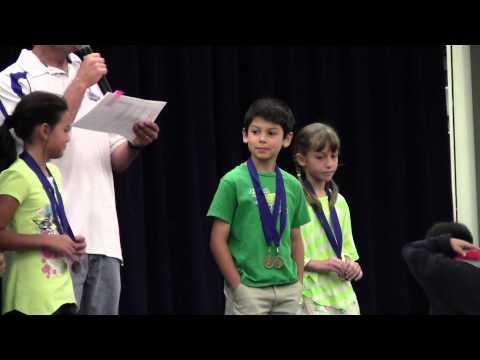CST Test Award - English