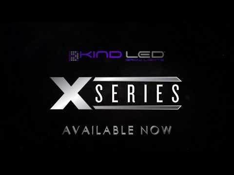 KIND LED X-series grow lights
