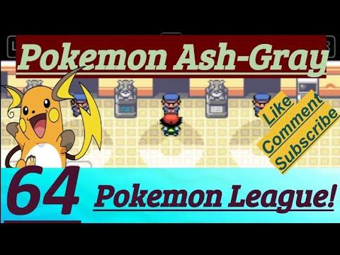 Pokemon Ash-Gray Part 64 Pokemon League Started On Indigo Plateau, Mandi Water & Kevin Rock Field