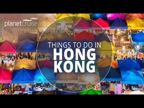 Hong Kong, Things to Do | Planet Cruise Weekly
