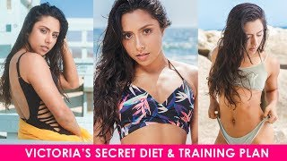 I Trained Like A Victoria's Secret Model for 5 Weeks
