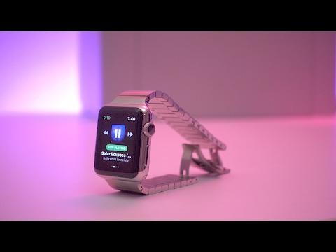 Spotty: Spotify offline playback on Apple Watch [Coming soon]