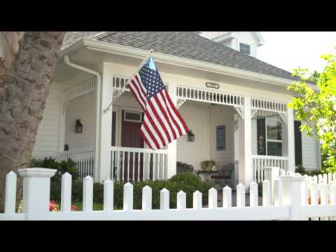 Tangle Free Flag Pole and American Flag - Get Grace Alley