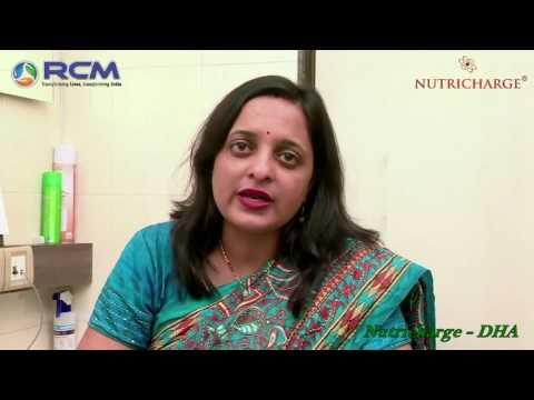 NUTRICHARGE DHA for pregnant women B. DEEPAK KUMAR -HYDERABAD - 9246852694