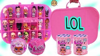 Download New Fashion Show On The Go Collection Case + Blind Bags LOL Surprise Video