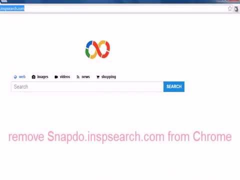 Snapdo.inspsearch.com Removal Guide