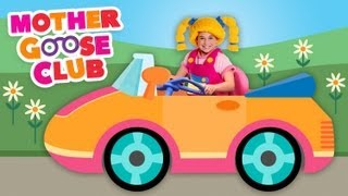 Driving In My Car   Mother Goose Club Rhymes for Children