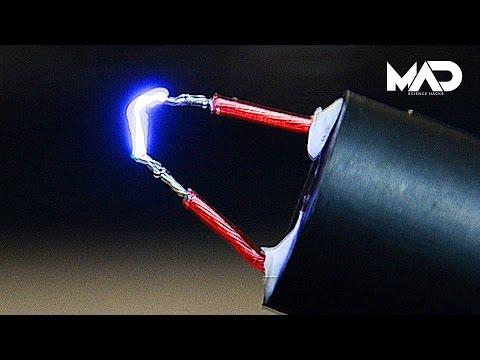 How to make 400000 volts taser stun gun