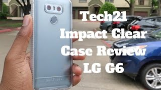 The BEST Clear Case for LG G6