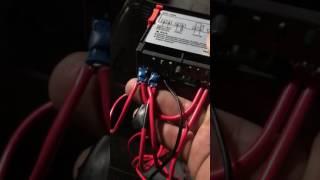 How to fix Waeco CCF 40 or any fridge with danfoss
