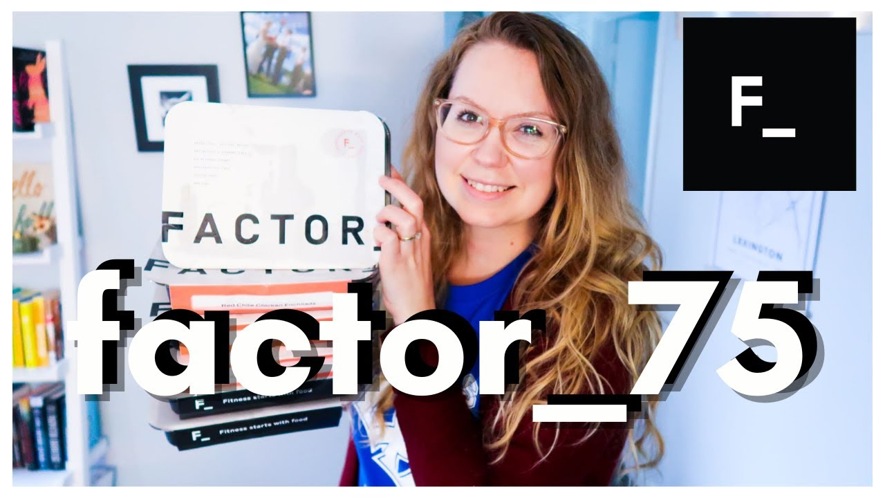 FACTOR 75 HONEST REVIEW [I tried out and taste tested keto pre-made meal options] 2020