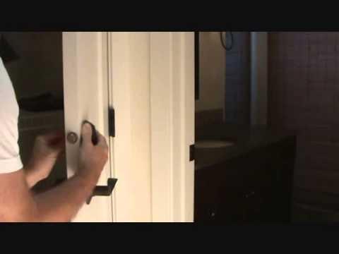 How to remove a deadbolt
