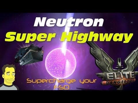 Elite: Dangerous Neutron Star Super Highway