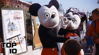 Top 10 Disneyland Horror Stories
