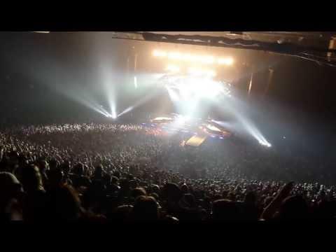 Depeche Mode LIVE in O2 Arena- Dublin 9.11.2013 JAZDA!!