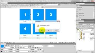 Create a Web Photo Gallery/Album in Dreamweaver