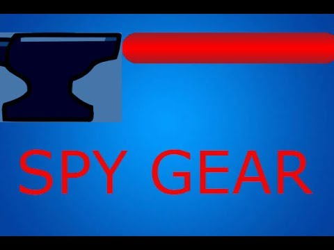 SPY GEAR!!! SNEAK INTO YOUR FREINDS HOUSE!!! [command showcase]