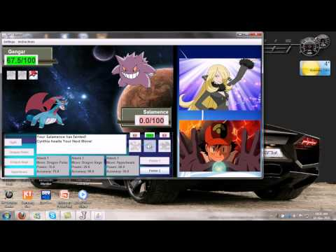 Pokemon Java Game