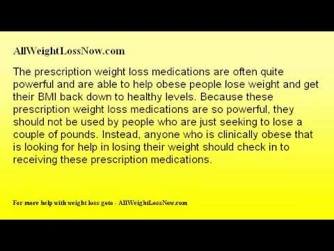 The Facts About Quick Weight Loss Medications