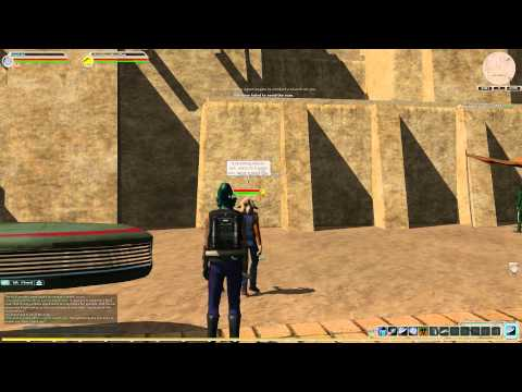 Let's Play Star Wars Galaxies - part 15: Begin the Legacy Quests