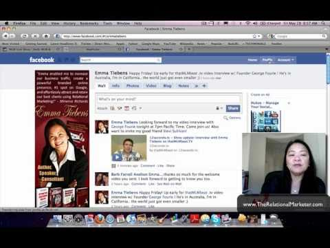 How To Tag and Share Link, Videos & Photos W Your Friends On Facebook