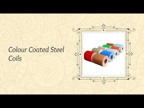 Galvanized Corrugated Sheets Supplier in Delhi | J. M. Steels