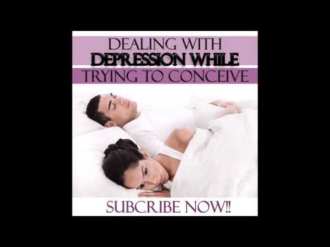 Dealing With Depression While Trying To Conceive