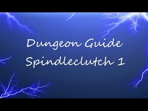 ESO - Dungeon Guide - Spindleclutch 1