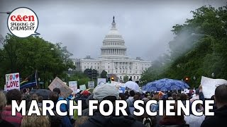 Why chemists marched for science – Speaking of Chemistry