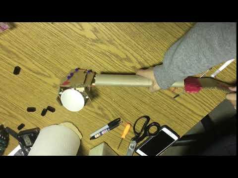 PLTW MI Bionic Arm Part 1