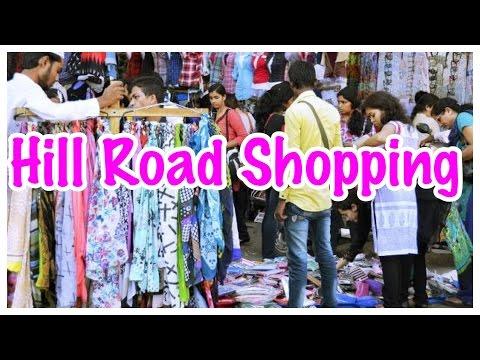 Haul!! Hill Road Bandra Shopping    Nivi Mudaliar  