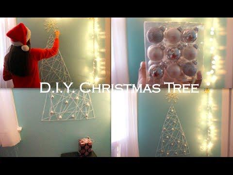 DIY Christmas tree!