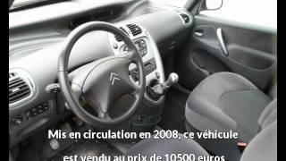 Annonce de CITROEN XSARA PICASSO occasion du mandataire auto SN Diffusion