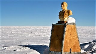 12 Strange Places Found in Antarctica