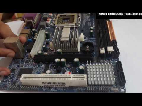 how to repair motherboard g31